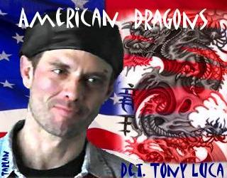 American Dragons artwork created by Tarlan