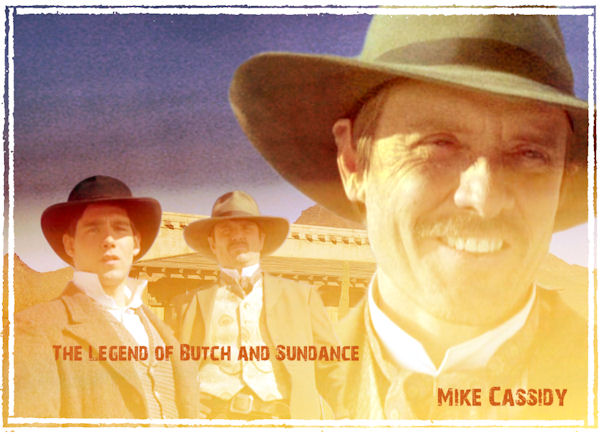 The Legend of Butch and Sundance artwork created by Tarlan