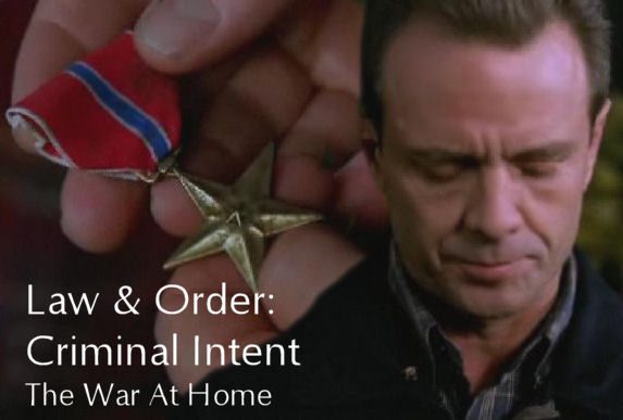 Law and Order - Criminal Intent artwork created by Tarlan