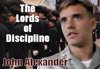 The Lords of Discipline artwork created by Tarlan