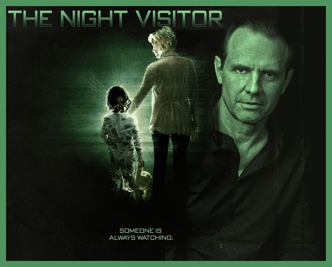 The Night Visitor artwork created by Tarlan
