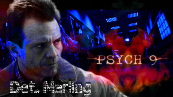 Psych:9 artwork created by Tarlan