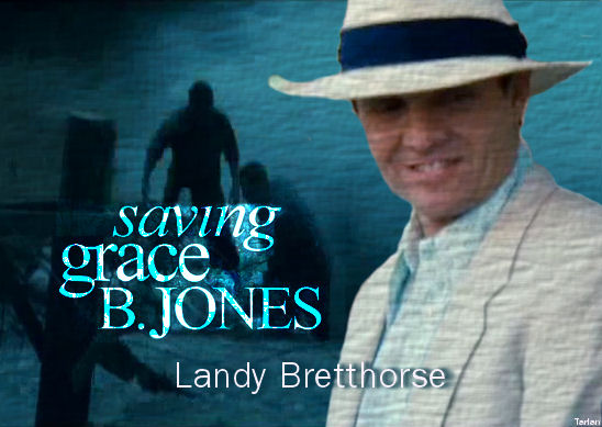 Saving Grace B. Jones artwork created by Tarlan
