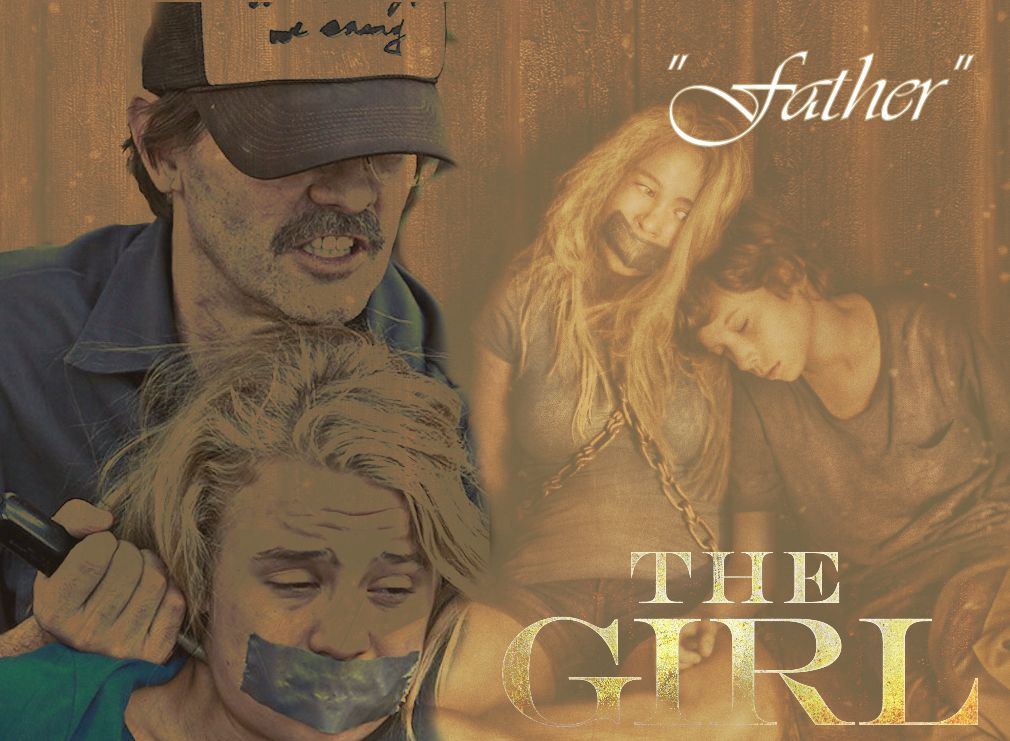 The Girl artwork created by Tarlan