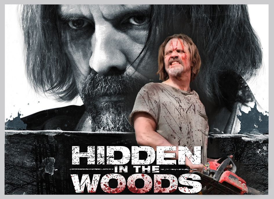 Hidden in the Woods artwork created by Tarlan