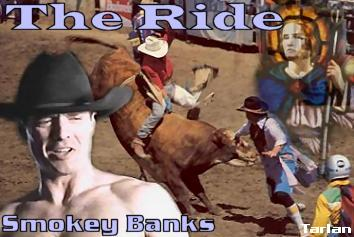 The Ride artwork created by Tarlan